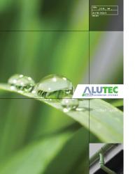 Alutec Evolve brochure 2012