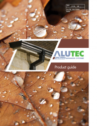 Alutec Traditional Brochure 2016