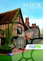 Alutec Tudor Brochure 2014